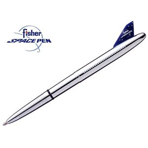 k fisher SPACE PEN/フィッシャー BULLET AIRPLANE PEN 400AL ボールペンx3本/卸/|saponintaiga