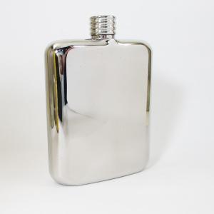 フラスコ スキットルボトル ステンレス製 ラウンド 6オンス 約175ml 約157g/送料無料|saponintaiga