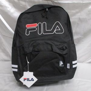 77f43817f472 リュックサック デイパック バックパック フィラ FILA fm2009 ブラック/送料無料