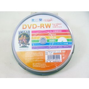 DVD-RW 繰返し録画用 ビデオ用 CPRM対応 2倍速 10枚スピンドル HDDRW12NCP10 HIDISC/0015 x6個セット/卸/|saponintaiga