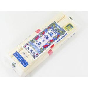 手延素麺 揖保乃糸 上級品 揖保の糸 登録商標 300グラムx1袋 saponintaiga