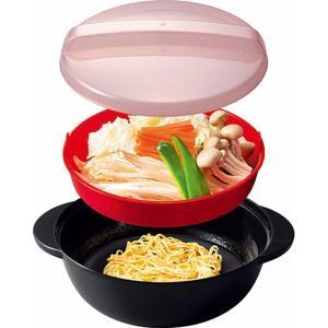 チンしておいしい麺まつり 即席めんをレンジで調理!鍋もコンロも不要! そのまま器として使えるレンジ調...