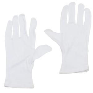 純綿スムース手袋 マチ無し12双  サイズ:L|saponintaiga