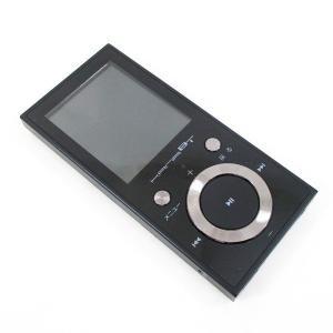 ブルートゥース対応デジタルオーディオプレーヤー MP3プレイヤー グリーンハウス GREEN HOUSE GH-KANABT16-BKブラック|saponintaiga