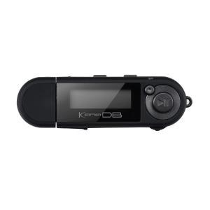 グリーンハウス 乾電池デジタルオーディオプレーヤー GH-K...