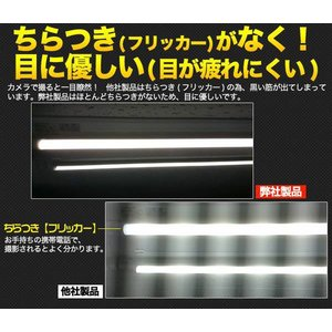 LED蛍光灯 40型 直管 白色カバータイプ 昼白色相当 120cmタイプ|saponintaiga