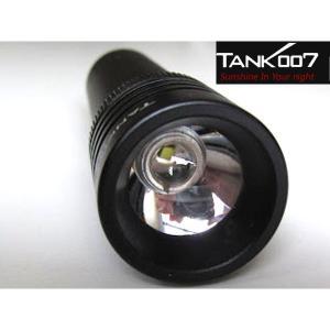TANK007 最大460ルーメンLEDフラッシュライト/TK737|saponintaiga
