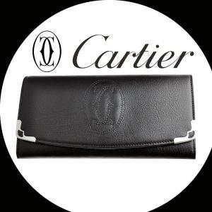 カルティエ  長財布 Cartier Marcello L3001295|saponintaiga