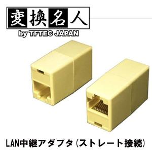 LAN中継アダプタ(ストレート接続) 4571284886292 LAN-BB変換名人|saponintaiga