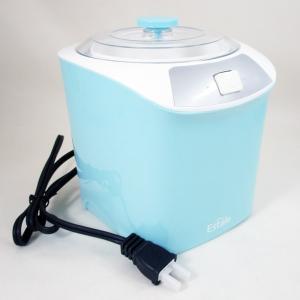 ヨーグルトメーカー 1リットル 家庭用ヨーグルト製造機/甘酒や納豆など発酵器 MEK-56 Estale/送料無料(北海道沖縄離島除く)|saponintaiga