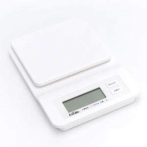クッキングスケール 1g〜2kg 風袋機能付き デジタル計り デジタルスケール デジタルキッチンスケール 電子はかり MEK-63|saponintaiga