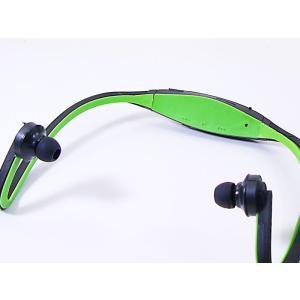 ヘッドホン一体型 MP3プレーヤー/スポーツmp3プレイヤー saponintaiga
