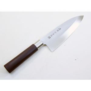 関の包丁 濃州正宗作 とげる 出刃 和包丁PP 160mm|saponintaiga
