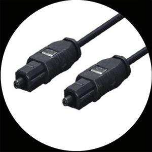 変換名人 光デジタルオーディオケーブル・1m ・角型→角型ODA-CC100|saponintaiga