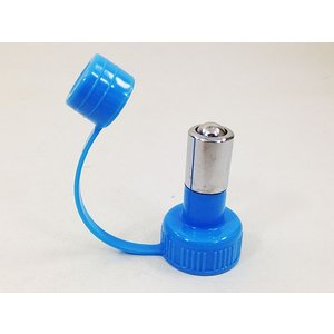 ペット用ウォーターノズル/ペットボトル専用 水分補給 給水器 saponintaiga