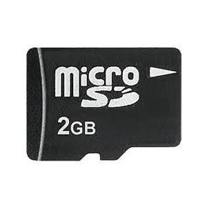 microSDカード 2GB /マイクロSD 2ギガバイト/