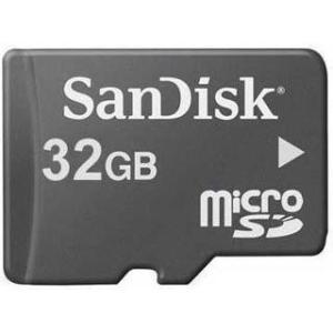 SanDisk サンディスク microSDHC 32GB