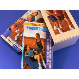 トニーリトル エクササイズビデオテープ3本セット/TLV3|saponintaiga