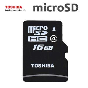 東芝 マイクロSD microSDHCカード 16GB 16ギガ|saponintaiga