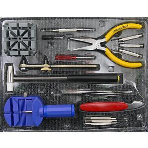 時計用工具 16点セット バンド調整・電池交換|saponintaiga