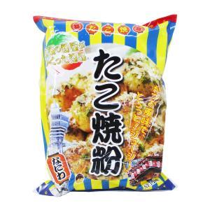 たこ焼粉 大阪の粉屋がつくった逸品 お好み焼きにも 1KGx1袋|saponintaiga