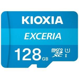 東芝 マイクロSD microSDXCカード 128GB 128ギガ クラス10|saponintaiga