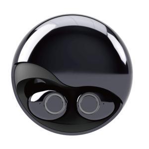 ブルートゥース イヤホン 完全ワイヤレス ブラック GH-TWSA-BK 2507 グリーンハウス/送料無料 saponintaiga