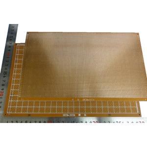 <ユニバーサル基板通販・販売>片面ユニバーサル基板<サイズ180×300mm ホール65×112>1枚<1pc-018>|sapporo-boueki