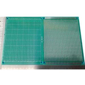 <ユニバーサル基板通販・販売>ユニバーサル基板<片面70×90 ホール26×31>1枚 2.54mm基板<1pc-040>|sapporo-boueki