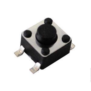 <タクトスイッチ通販・販売>タクトスイッチ<表面実装用タクトスイッチ 6mm×6mmスイッチ 全高5.5mm>10個<1sw-018>|sapporo-boueki