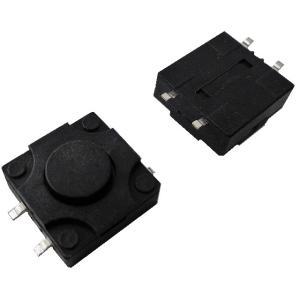 基板用タクトスイッチ<実装 生活防水タクトスイッチ 6mm×6mm 全高4.3mm>10個<1sw-081>|sapporo-boueki
