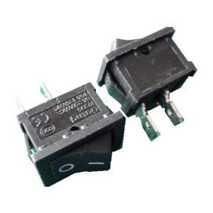 <ロッカースイッチ通販・販売>ロッカースイッチ<1回路1接点 KC117-2P-H 穴あけ18.8×12.22mm>2個入<1sw-411>|sapporo-boueki