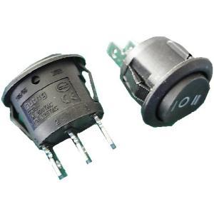 <ロッカースイッチ通販・販売>ロッカースイッチ<1回路2接点直径φ19.3>2個入<1sw-412>|sapporo-boueki