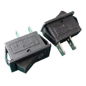 <ロッカースイッチ通販・販売>ロッカースイッチ<1sw-413  1回路1接点 KC791-2P-C 穴あけ25.3×10.0mm>2個入<1sw-413>|sapporo-boueki