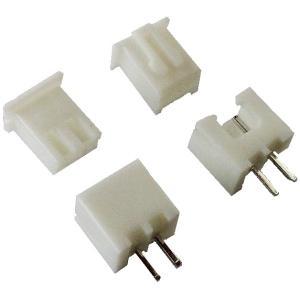 <互換EIコネクタ 2.54mm基板対線のコネクタC 2P 垂直>5個組入<2co-202>|sapporo-boueki
