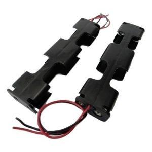 <電池ボックス通販・販売><単3 4本 コード付電池ボックス>2個入<bat-020>|sapporo-boueki