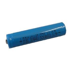 <電子工作用リチウムイオン充電池><工作用リチウムイオン充電池 10440サイズ 3.7V 約650mA>1個入<bat-104>|sapporo-boueki