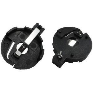 <ボタン電池CR2032用 基板ホルダー 1個用><工作用電池ボックス・電池ケース>2個入<bat-350>|sapporo-boueki