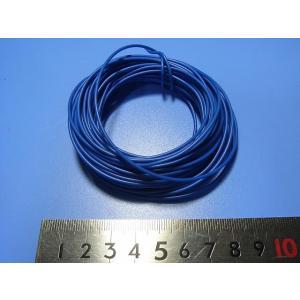 <数量限定><電線・コード販売・通販><3m・青6・AVR0.2><cod-006-3m>|sapporo-boueki