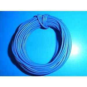 <数量限定><電線・コード販売・通販><電線・コード 青6・AVR0.5>3m入><cod-066-3m>|sapporo-boueki