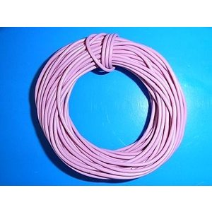 <数量限定><電線・コード販売・通販><電線・コード ピンク・AVR0.5>約3m入<cod-070-3m>|sapporo-boueki