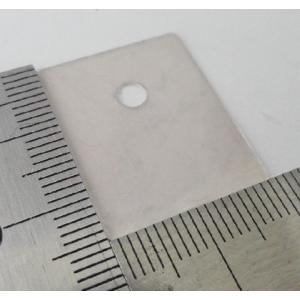 <放熱板とトランジスタの間のマイカ(雲母)>放熱板とトランジスタの間のマイカ サイズ 20×25mm<con-878>|sapporo-boueki