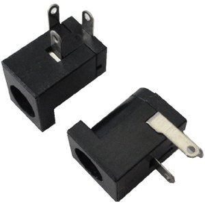 <ACアダプタ・DCジャック><基板側DCジャックメス φ2.1mm内径 φ5.5mm外径>5個入<con-997>|sapporo-boueki