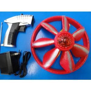 ラジコン ACアダプター充電式で中に浮くタイプのラジコン<赤><dor-016>|sapporo-boueki