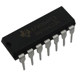 74HC02 2.54mmピッチ 2個入<icd-001>|sapporo-boueki