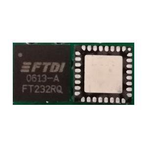 FTDIチップ社製 32ピンQFN  FT232RQ-REEL  USB to MCU 1個入<icd-022>|sapporo-boueki
