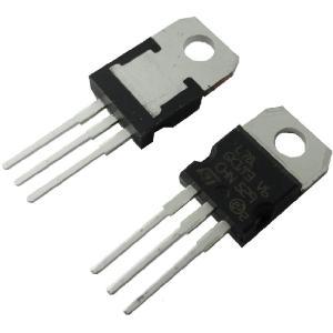 <三端子レギュレーター><三端子レギュレーター L7805CV>2個入<icd-080> sapporo-boueki