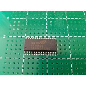 <LEDコントローラドライバ>LEDコントローラドライバ(I2C) HT16K33 28ピン SOP <icd-194>