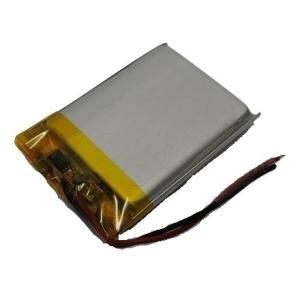 <電子工作用リチウムイオン充電池><工作用リチウムイオン充電池 3.7V 約650mA 約43×約30×約6mm>1個入<kei-707>|sapporo-boueki