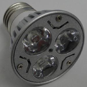 電子工作に!LED電灯電子工作キットA 3W級(白熱球約20Wに相当)LED電灯をつくろう!AC100V<1個セット><kit-000>|sapporo-boueki